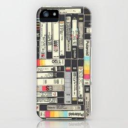 VHS II iPhone Case