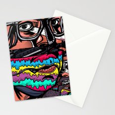 Bass Brothers Stationery Cards