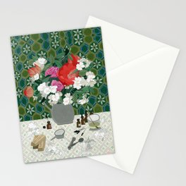 Making perfume Stationery Cards