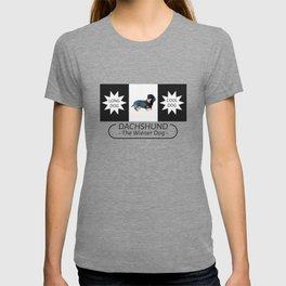 Wiener Dog DACHSUND T-shirt