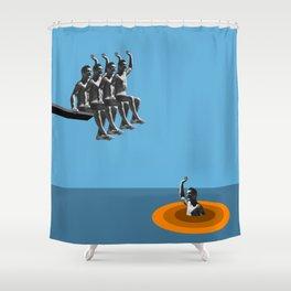 Gunther Shower Curtain