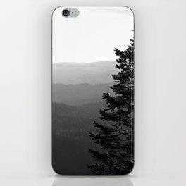 Mountain Layers iPhone Skin