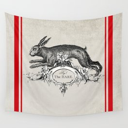 The Hare Wall Tapestry