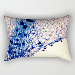 organic artsy Rectangular Pillow