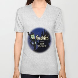 Bewitched! Unisex V-Neck
