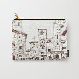 San Gimignano 1 Carry-All Pouch