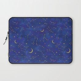 Gold Starlight Laptop Sleeve