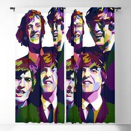 Members of Beatle Blackout Curtain