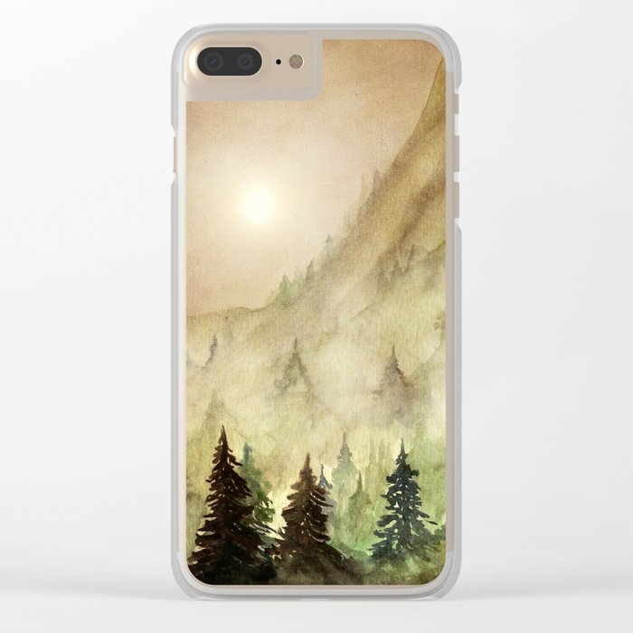 All I Need Clear iPhone Case
