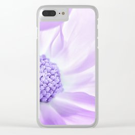 Cosmea 222 Clear iPhone Case