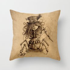 #3 Throw Pillow