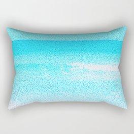 Blissful Beach - Sunshine Breeze Rectangular Pillow