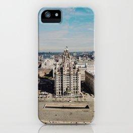 liverbird iPhone Case