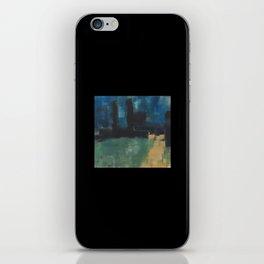 Bagnoli #2 iPhone Skin