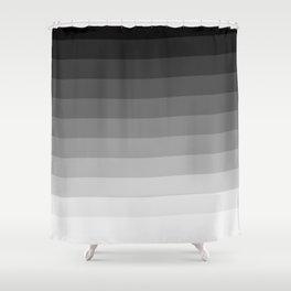 Ombré Shower Curtain