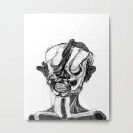 Memory Portrait I Metal Print