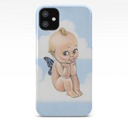 Trippy Kewpie Baby iPhone Case