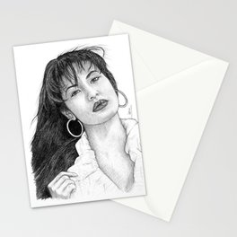 Bidi bidi bombom Portrait Stationery Cards