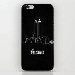 The Godfather iPhone Skin