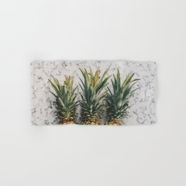 Pineapple Luxe Hand & Bath Towel