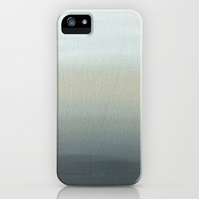 Grey 1 iPhone Case