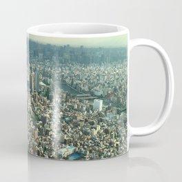View of Tokyo from Skytree Coffee Mug