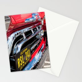 Lost in the Fifties Stationery Cards