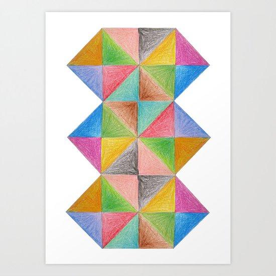 anomaly from {Make It Beautiful} Art Print
