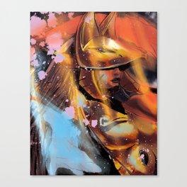 Sakuyamon Canvas Print