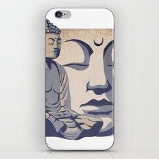 Zen Buddha: Awakened and Enlightened One iPhone & iPod Skin