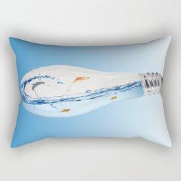 Bulb Manipulation Rectangular Pillow