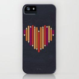 (He)Art iPhone Case