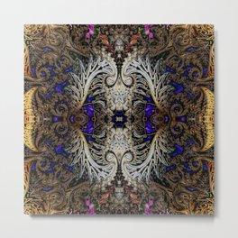 Ornate Metal Print