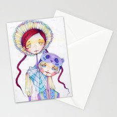 Version I Stationery Cards