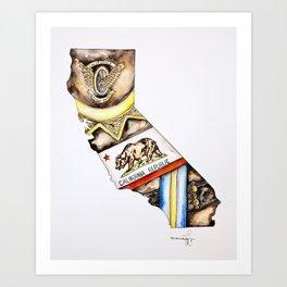 CHP Art Print