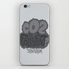Tell That to the Plants! iPhone & iPod Skin