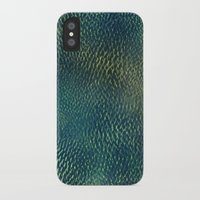 scales iPhone & iPod Cases featuring Scales by Simona Sacchi
