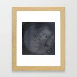 The Shroud Framed Art Print