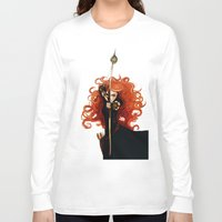 into the wild Long Sleeve T-shirts featuring Wild by Arbetta