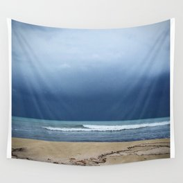 Maybe Not The Best Weather? Wall Tapestry