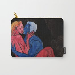 Steamy Encounter Carry-All Pouch