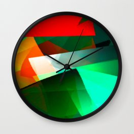 Looking for shadow ... Wall Clock