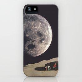 Space Dunes iPhone Case