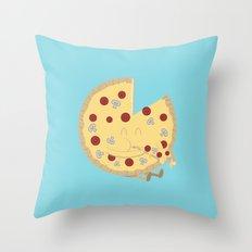 Pizza! Throw Pillow