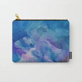 Bloom Up Abstract Carry-All Pouch