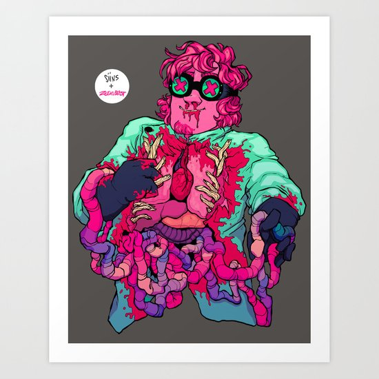 For science Art Print