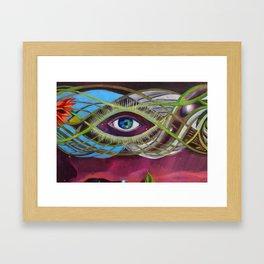 Unified Vision- Detail Framed Art Print