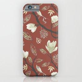 Magnolia Mantis iPhone Case