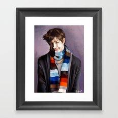 John Krasinski  Framed Art Print