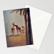 Giraffe Story Stationery Cards